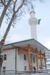 Bakrbabina Moschee
