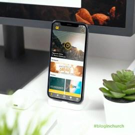 aplicativo para igreja