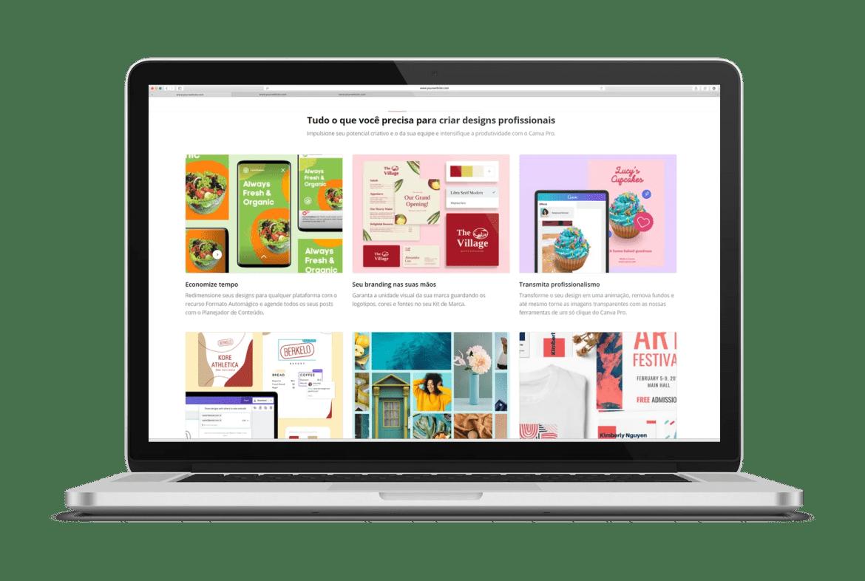 Canva: site de design ajuda a criar arte para igreja
