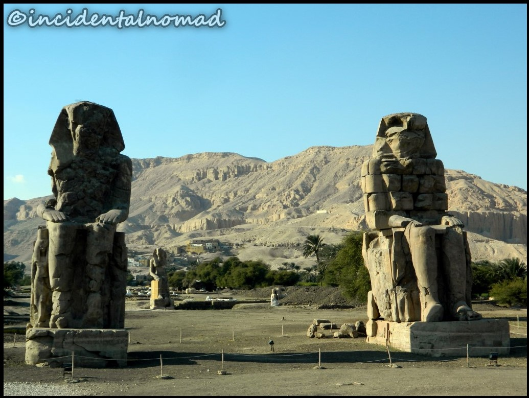 Witnessing Luxury of ancient Egyptian Kingdom in Luxor!!