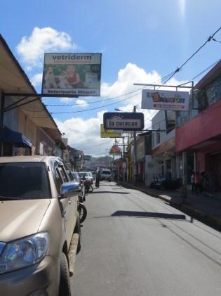 Calle de las Tiendas