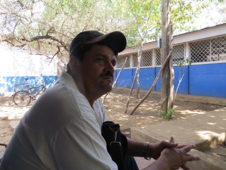 A pensive Carlos