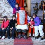 La vera casa di Babbo Natale in Lapponia a Rovaniemi