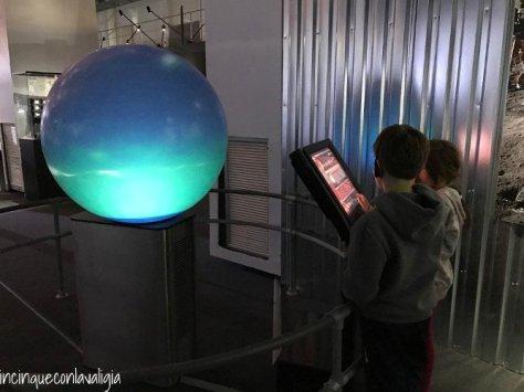 Il museo Nasa a Milano - A Human Adventure