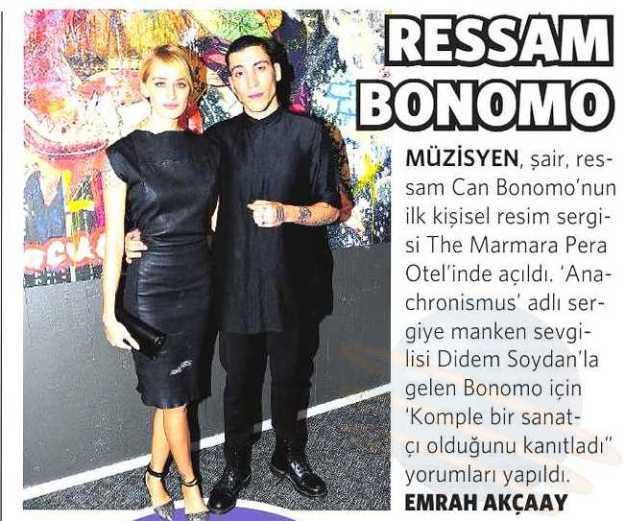 Vatan Makaron - Can Bonomo