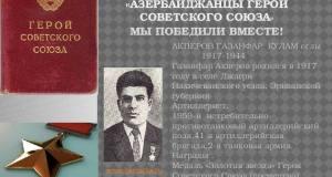 Газанфар Акперов