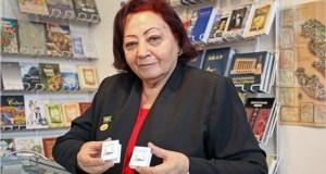 Зарифа Салахова, директор музея миниатюрной книги в Баку