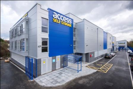 Rent a Desk in Cheam at Access Self Storage Sutton London