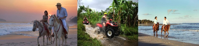 Bali ATV and Horse Ride Tour