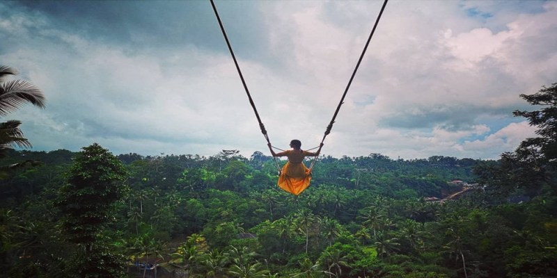 Bali Swing and Ubud Tour