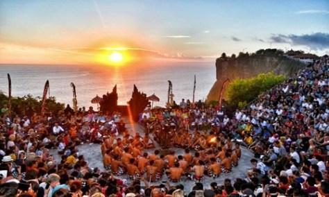 Bali Swing and Uluwatu Temple Tour