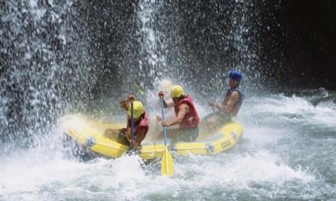 Ayung Rafting and Tanah Lot Tour