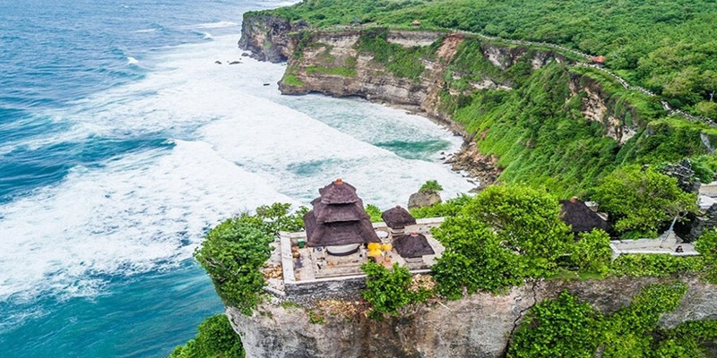 Kintamani and Uluwatu Tour