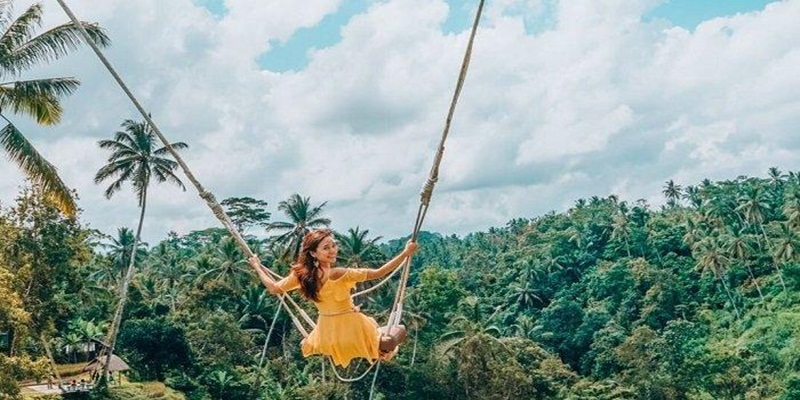 Kintamani Volcano and Bali Swing Tour
