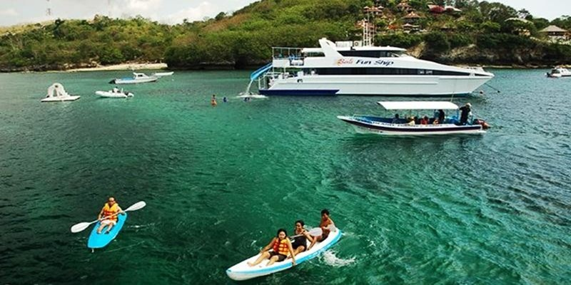 Lembongan Day Cruise