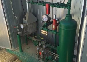Inclusive Energy Meter skids