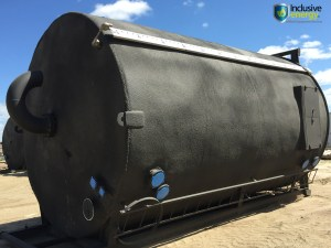 400 BBL PRODUCTION SOUR SERVICE TANKS