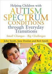 Transition autism book.