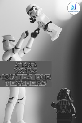 Star Wars Quotes for Teachers