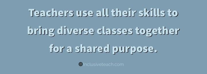 Restraint Schools quote teaching