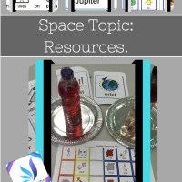 SEN Teacher: Space Resources