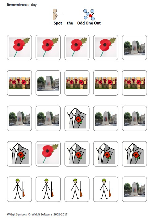 remembrance day odd one out worksheet.jpg