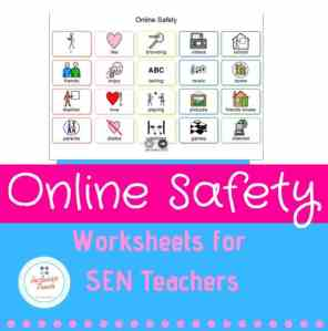 Online Safety for SEN promo download