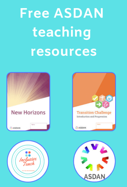free transition challenge and new horizons worksheets