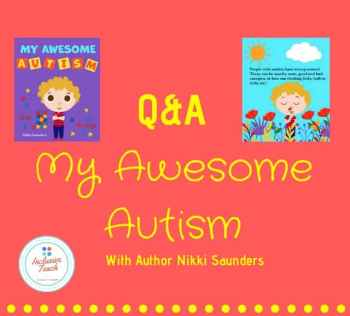 My Awesome Autism book review children's books