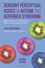 Sensory Processing and autism book olga bogdashina