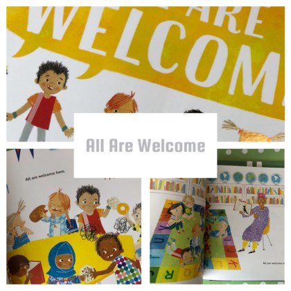 all are welcome diversity book