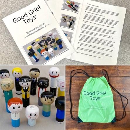 good grief toys set