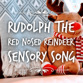 rudolph the red nosed reindeer sensoru
