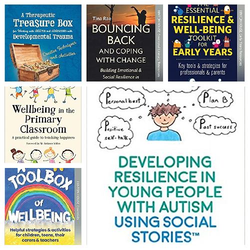 Teaching resilience in SEN recommended books