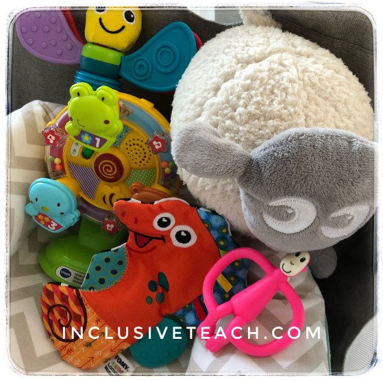 Baby toys for 0-6 months
