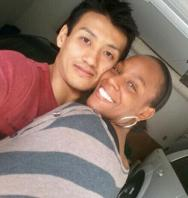 My cousin and her fiance