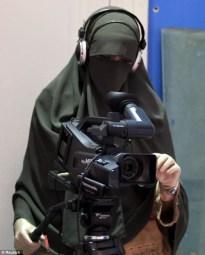 egyptian ladies tv studio
