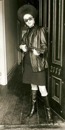 Kathleen Cleaver, Black Panther Party