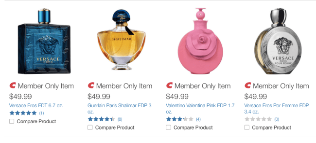 costco, beauty, fragrance