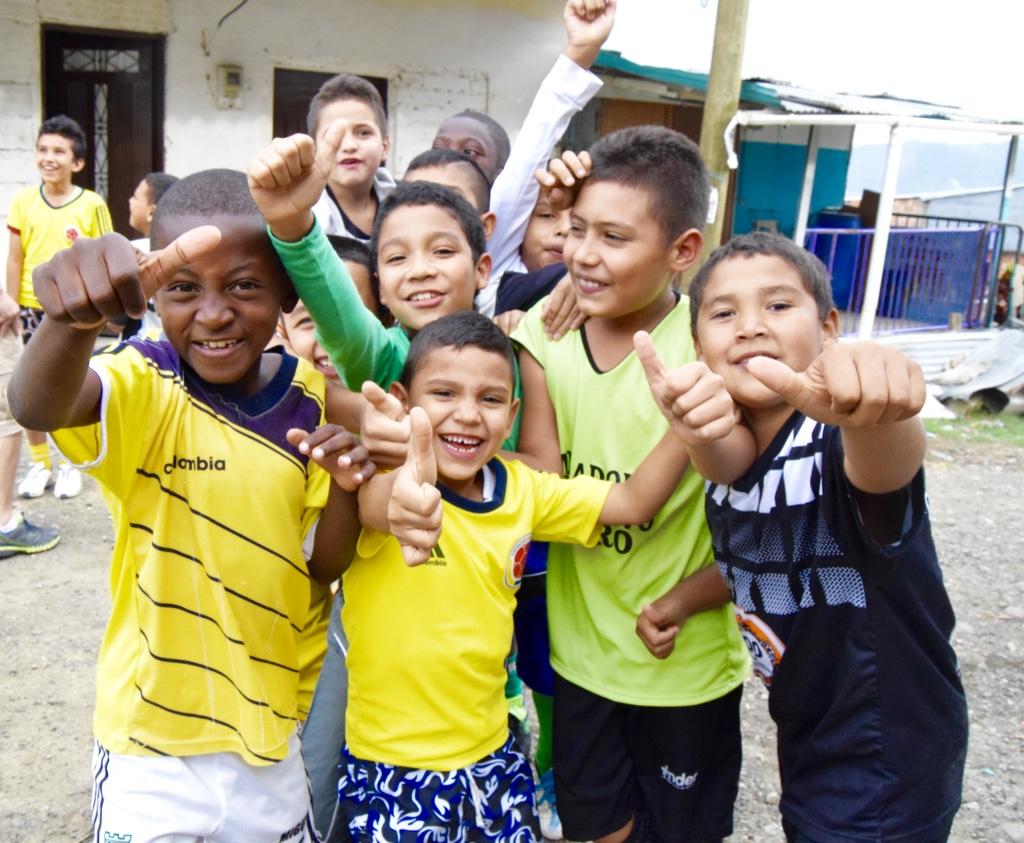 Comuna 13 Medellìn Colombia