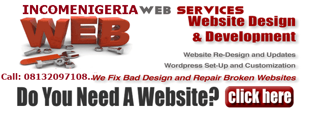 CREATE WEBSITE IN NIGERIA
