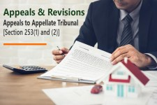 Appeals to Appellate Tribunal [Section 253(1) and (2)]