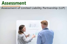Assessment of Limited Liability Partnership (LLP)