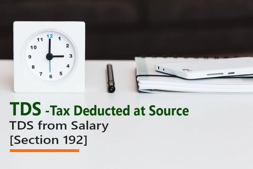 TDS from Salary [Section 192]