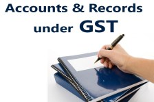 Accounts and Records under GST [Section 35 of the CGST Act]