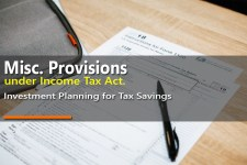 Investment Planning for Tax Savings