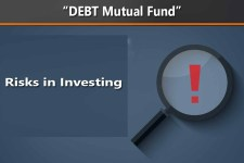 Risks in Debt Mutual Funds Investing