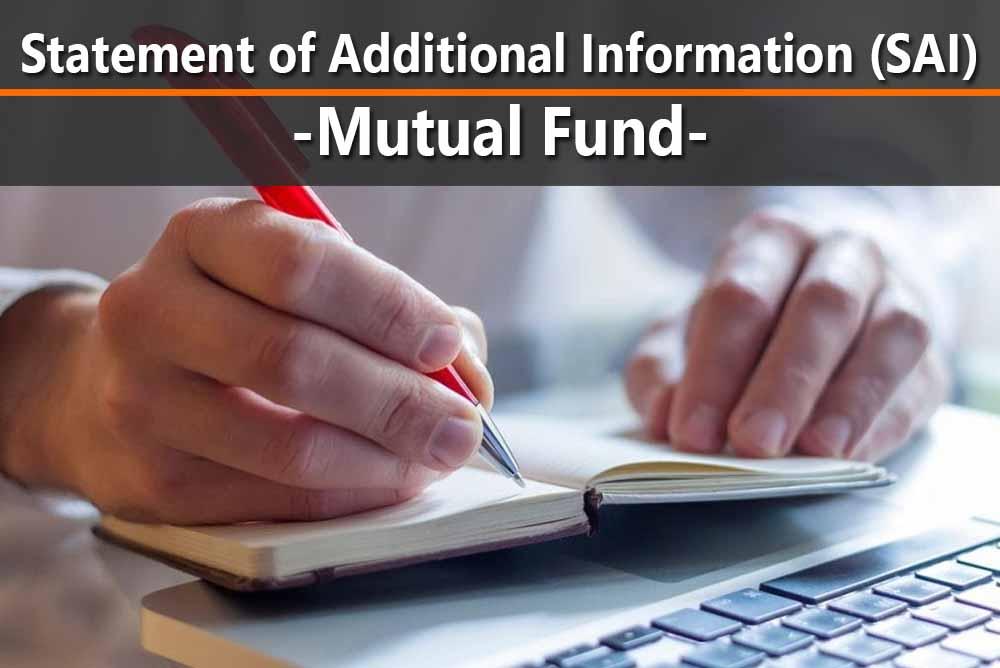 Statement of Additional Information-SAI-Mutual Fund