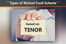 Types of Mutual Fund Schemes – based on Tenor