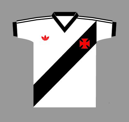 Camisas Vasco (1980 - 2000) (2/6)